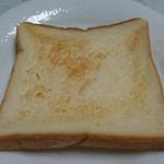 乃が美 - トーストにしてみました