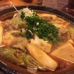 ひょうたんなべ - 肉豆腐 600円