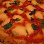 6073817 - 水牛のモッツァレラチーズノピッツア