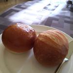 ソラメンテ - 2017年1月 長命草ランチ3500円より パン