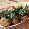 Okonomiyakiokina - 料理写真:塩たこ焼き