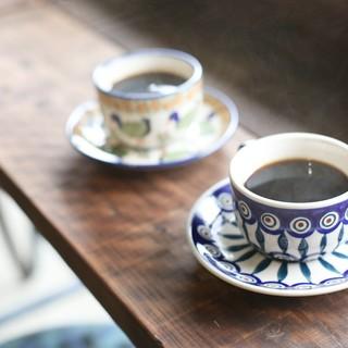 フェアトレード&オーガニックのコーヒー