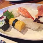 ふじ寿し - ミニ会席・かえで/寿司 3,100円