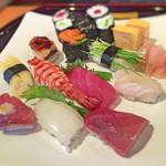 ふじ寿し - おまかせ寿司・雅 3,300円
