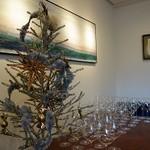 イタリアーノ プント ワイン&幸 - 201612 グラスが整列してお出迎え♪