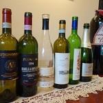 イタリアーノ プント ワイン&幸 - 201612 今日飲んだワイン達
