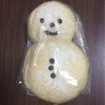 パンディ ベーカリー - 料理写真:ゆきだるま  ¥160+税