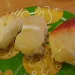 もりもり - 料理写真:貝3点盛り。