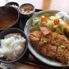福一 - 料理写真:天カツ ロースカツ 1,290円