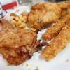 ケンタッキーフライドチキン - 料理写真:パック