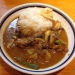 ブラザー - 牡蠣野菜カレー
