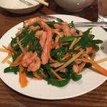 中国料理 一品香 - 青椒肉絲(^∇^)