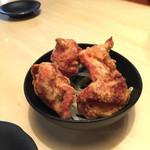 必死のパッチ製麺所 - から揚げ 4個