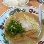 天下一品 歌舞伎町店 - こってりランチ¥850(税込)