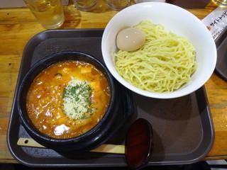 呑み処 談 - イタリアン風トマトつけ麺