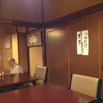 登良屋 - 2014/11/3 座敷席