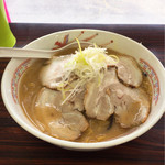 札幌味噌らーめん たら福 - 味噌チャーシューメン 950円