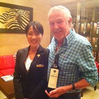 良質なスペインワインのストックでは、国内最高峰の一つ