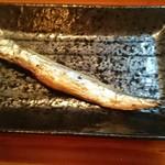 魚菜串 いちころ - ししゃも串