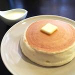 60745548 - 練乳で食べるパンケーキ※11月~2月限定