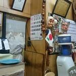 田子作 - 店内