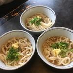 さぬき麺業 - 結構異様な光景:(;゙゚'ω゚'):
