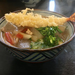 さぬき麺業 - 彩りもぐぅ(*゚∀゚*)