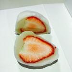 三好雀 - 料理写真:ゆめいちご