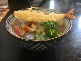 さぬき麺業 松並店 - 彩りもぐぅ(*゚∀゚*)