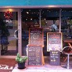 Cafe Rich - 素敵な外観