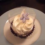 ニューヨークカップケーキ - バナナチョコ