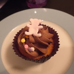 ニューヨークカップケーキ - マンハッタンチョコ