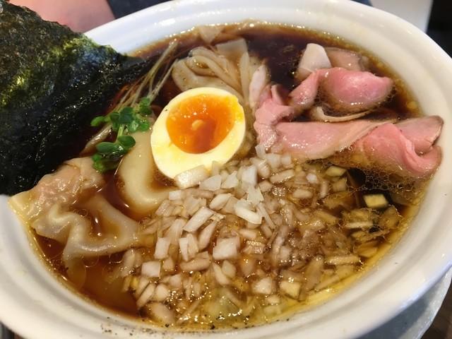 NOODLE CAFE SAMURAI - ワンタン麺