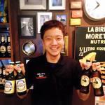 ルーチェ - イタリアビール各種¥480