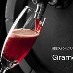 ルーチェ - イタリア直送!樽生赤スパークリング480円