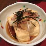 かんから - 揚げ出し豆腐 380