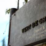 VERT DE GRIS -