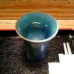 Homemade Ramen 麦苗 - 祝い酒(久保田 千寿)