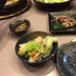 senca鶏本店 喜場屋 - 鶏鍋