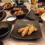 senca鶏本店 喜場屋 - 揚げ物各種