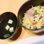 中納言 - ちらし寿司
