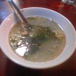 葉隠一番 - スープ