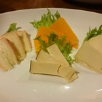 60761769 - チーズ盛合せ