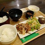 ごはんcafe両子の庄  - マイセレクト御膳1472円