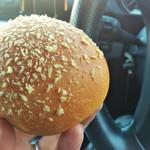 バゲット - 料理写真:焼きカレーパン