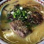 ら~めん屋 龍麺 - 料理写真:とんこつらーめん 大盛り