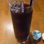 トーチ カフェ - ランチのアイスコーヒー