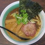 自家製麺 麺屋 利八 - 201612 「らぁめん」(800円)