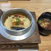 大松 - 料理写真:鰻釜飯2,200円