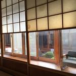 すき焼 小川亭 - 2016/12/23  五條の家を思い出します♡